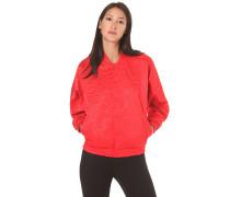 Tracktop - Jacke für Damen - Rot