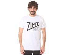 Zimtstern TSM Paulz - T-Shirt für Herren - Weiß