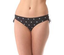 Wheels Tie Side - Bikini Hose für Damen - Schwarz
