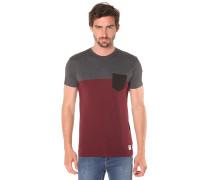 Block Pocket - T-Shirt für Herren - Grau