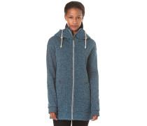 Minxy FZ - Kapuzenjacke für Damen - Blau