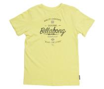 Chopper - T-Shirt für Jungs - Gelb