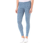 Clwr - Leggings für Damen - Blau