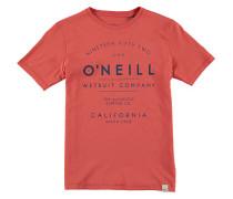 Type - T-Shirt für Jungs - Orange
