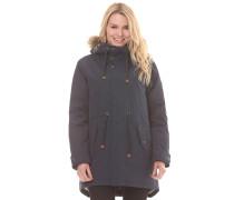 Saxton - Mantel für Damen - Blau