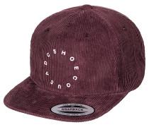 Whaler - Snapback Cap für Herren - Rot