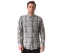 Shelton L/S Woven - Hemd - Grau