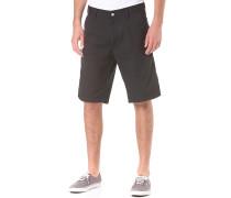 Presenter - Chino Shorts für Herren - Schwarz