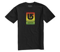 Logo Vertical - T-Shirt für Herren - Schwarz
