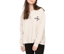 Grace - Sweatshirt für Damen - Beige