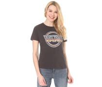 Radio Waves - T-Shirt für Damen - Grau