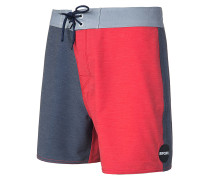 "Retro Essential 16"" - Boardshorts - Rot"