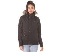 Cuddy Fur - Jacke für Damen - Schwarz