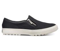 Juno Zip - Sneaker für Damen - Schwarz