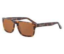 Keaton - Sonnenbrille für Herren - Braun