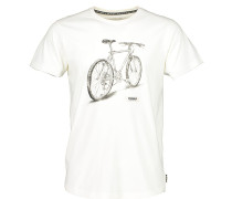GideonM. - T-Shirt - Weiß