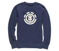 Ikat Icon Crew - Sweatshirt für Herren - Blau