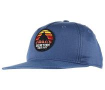Underhill - Snapback Cap für Herren - Blau