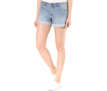 Boyfriend II - Shorts für Damen - Blau