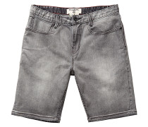 Outsider 5 Pockets Denim - Shorts für Herren - Schwarz