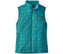 Nano Puff - Outdoorweste für Damen - Blau