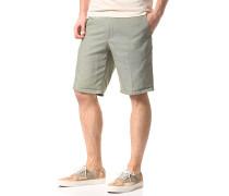 Golfer Chambray - Chino Shorts für Herren - Grün