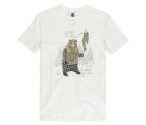 Crystal - T-Shirt für Herren - Weiß