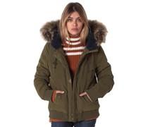 On Track - Mantel für Damen - Grün