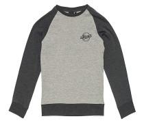Raglan Slant - Langarmshirt für Jungs - Grau