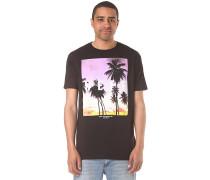 Quad Sunset - T-Shirt für Herren - Schwarz