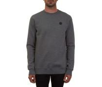 Single Stone Crew - Sweatshirt für Herren - Grau