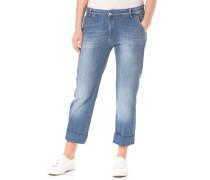 Boyfriend - Jeans für Damen - Blau