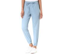 Tess - Stoffhose für Damen - Blau