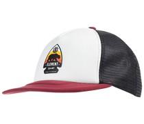 Rift Trucker Cap - Rot