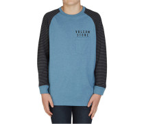 Vander - Langarmshirt für Jungs - Blau