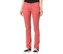 Isobel - Jeans für Damen - Rot