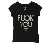 Fyou - T-Shirt für Damen - Schwarz