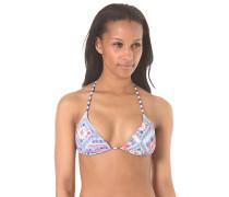 Triangle Lima Night - Bikini Oberteil für Damen - Mehrfarbig