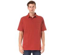 Strolo 6 - Polohemd für Herren - Rot
