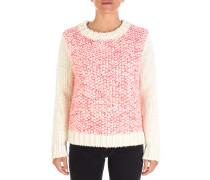 Marble - Strickpullover für Damen - Pink