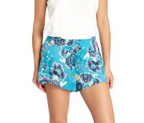 Sunny Eyes - Shorts für Damen - Blau