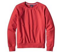 Ahnya Crew - Sweatshirt für Damen - Rot