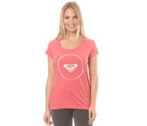 Bobby Twist Essential - T-Shirt für Damen - Pink