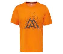 MA Graphic Reaxion AMP Crew - T-Shirt für Herren - Orange