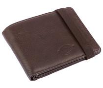 Wilburn - Geldbeutel für Herren - Braun