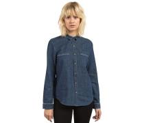 Cham Jam - Bluse für Damen - Blau