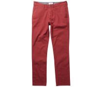 New Order - Stoffhose für Herren - Rot