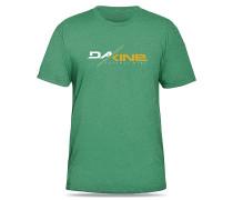 Split - T-Shirt für Herren - Grün