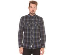 Violator Flannel - Hemd für Herren - Blau