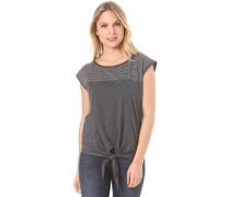 Tracy - T-Shirt für Damen - Grau